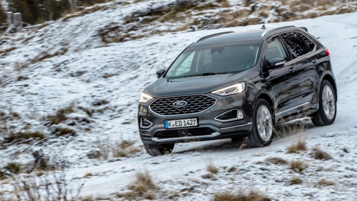 El Ford Edge se renueva e incorpora inteligencia artificial