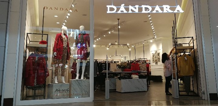 Con Dandara la moda española vuelve